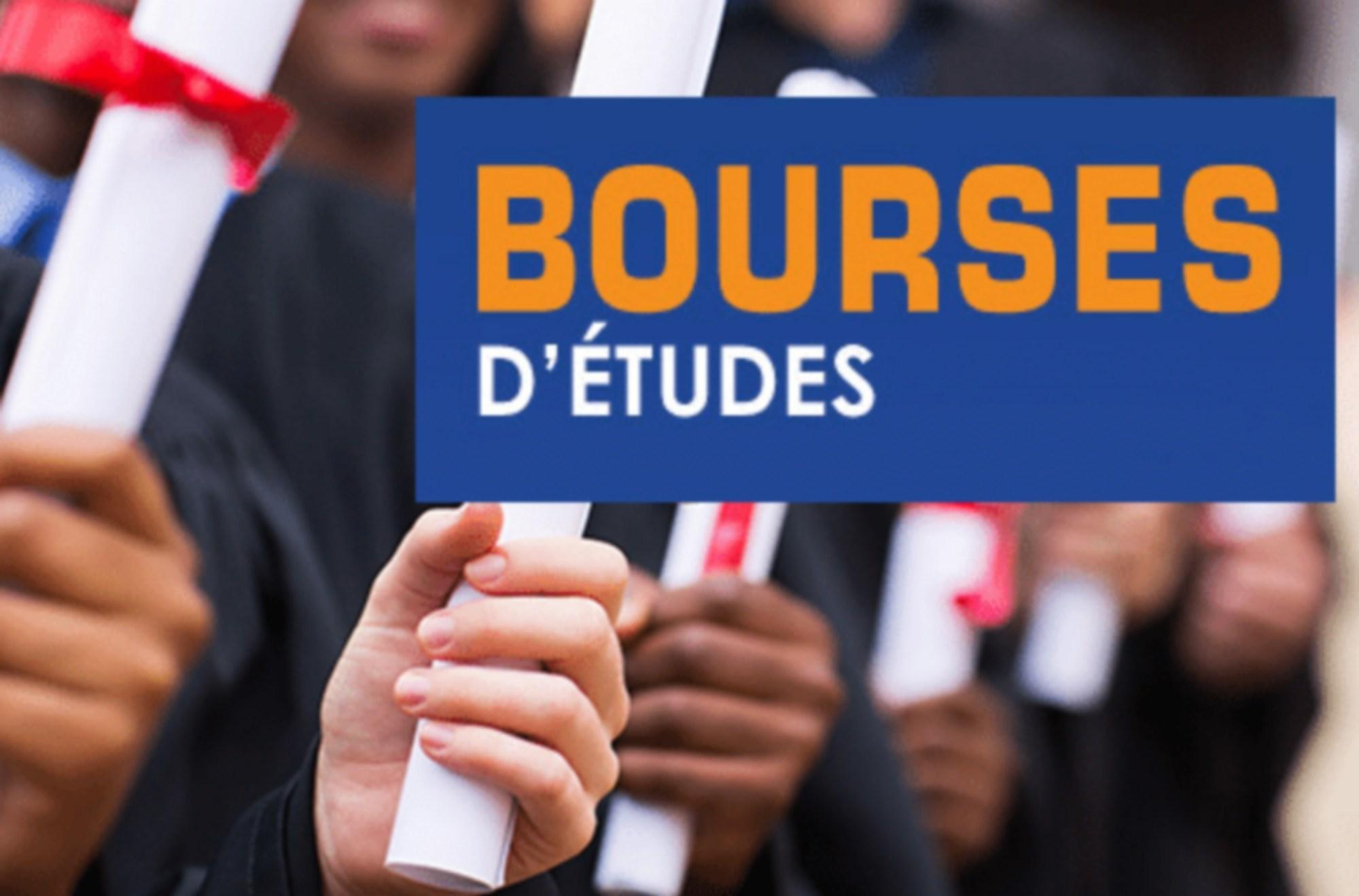 Bourses d'étude et de formation aux étudiants camerounais