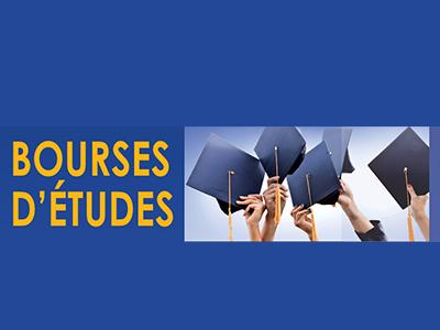 Bourse d'étude aux étudiants Camerounais 2020 2021