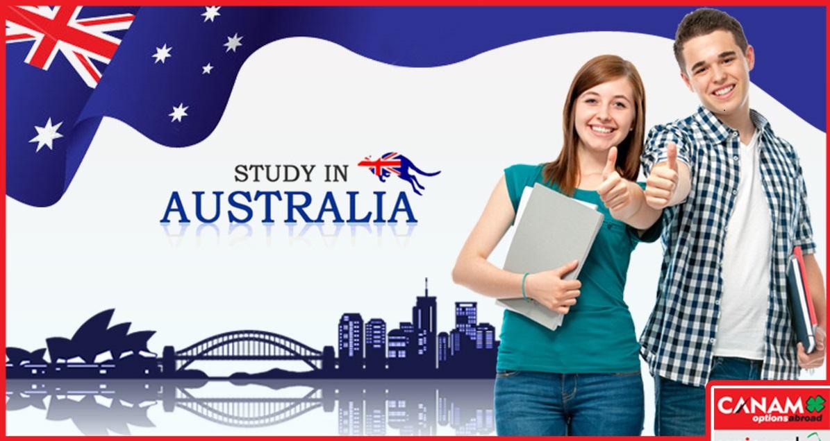 Bourses d'études autralienne